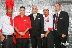 Sheraton Bucharest Grand Opening Party